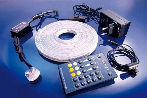 Kapego LED MixIt Set WW+CW Pro 1,5m