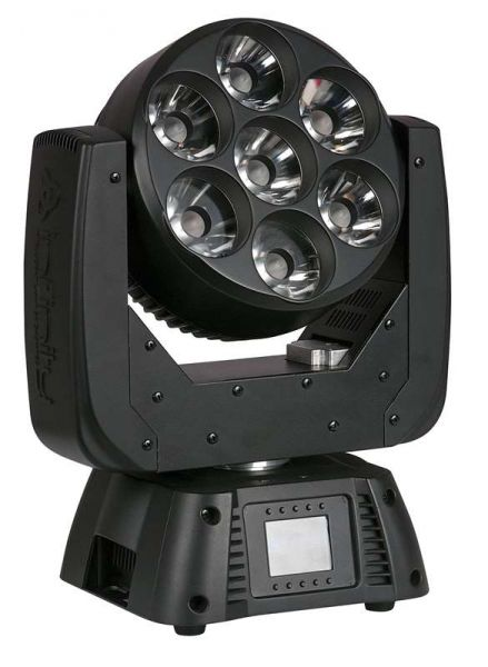 Infinity iB-715 RGBW Beam LED Movinghead 7x15 Watt