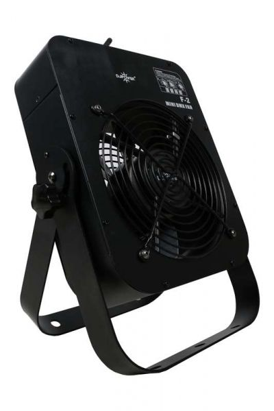 DJ POWER F-2 Mini Fan DMX