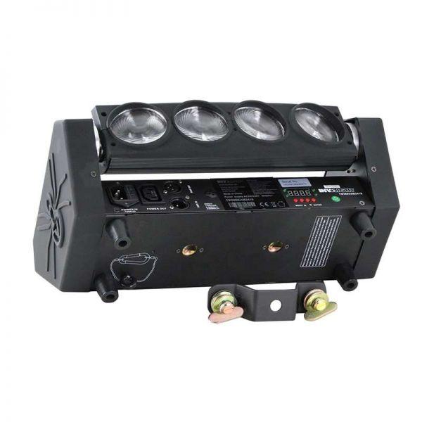 InvoLight TwinBeam2410, 8x10 Watt Kaltweiße LEDs