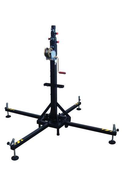 FENIX Stativ Megara 125 - max. 4,5 Meter/125 kg