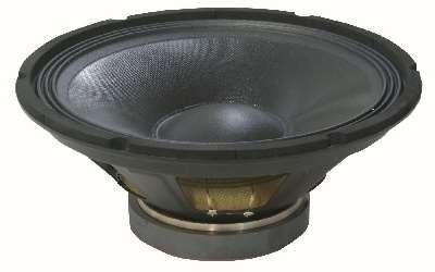 Ersatzbass für Lautsprecher Sirus S-400 15 Zoll