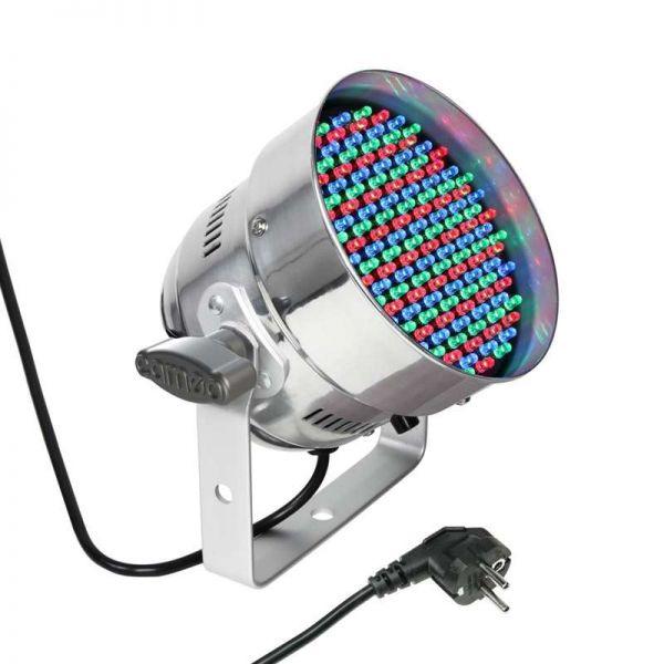 Cameo PAR56 151 x5mm LEDs RGB chrom, Vorführware
