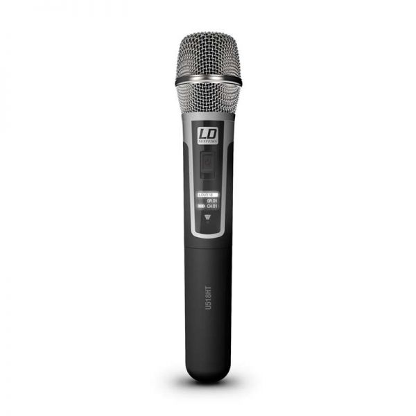 LD Systems U518 MC - Handmikrofon Kondensator