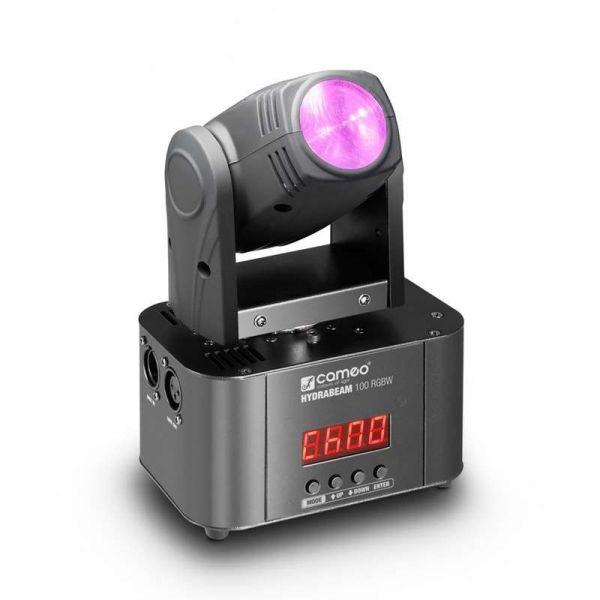 Cameo Hydrabeam 100 RGBW, 10 Watt Moving Head
