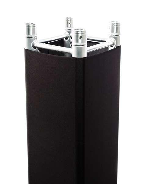 GlobalTruss Trusscover F34 schwarz 2,5m