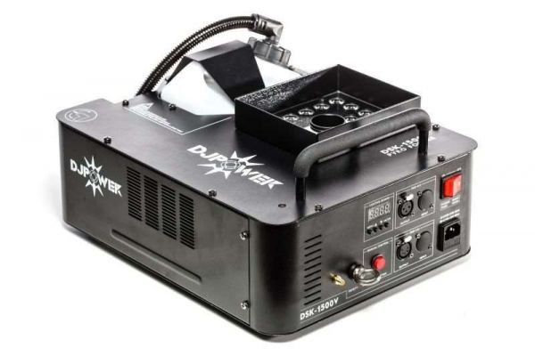 DJ Power Nebelmaschine DSK-1500V