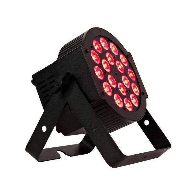 ADJ 18P HEX, mit 18x12 Watt 6in1 HEX LEDs