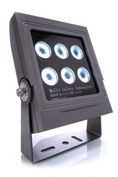 KAPEGO LED Power Spot RGB 24V 24W IP65 30°