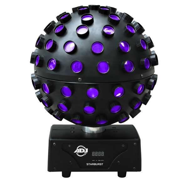 ADJ Starburst 5 x 15W RGBWA+UV LEDs