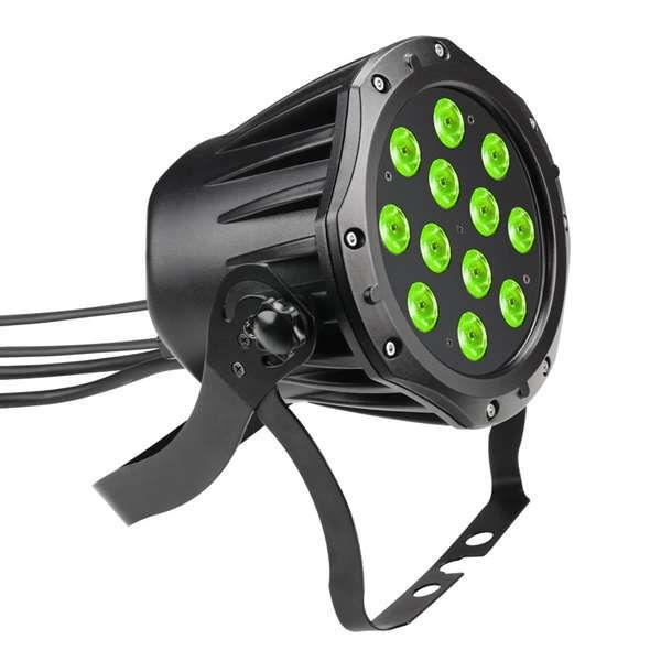 Cameo Outdoor PAR TRI12 IP65 - 12x3W TRI Color LED