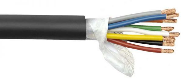 DAP-Audio SPK-825, LS-Kabel 8x2,5mm² 1,0 Meter