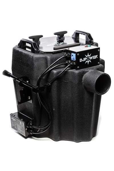 DJPower Trockeneismaschine X-1