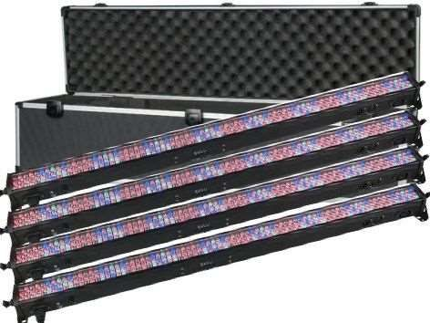 Showtec Led Light Bar 16 incl. Case