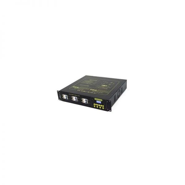 InvoLight 6 Kanal DMX Dimmer mit 6x Schuko Out