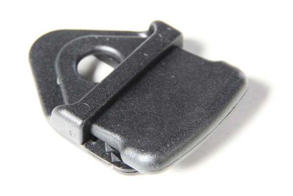 Holdon Mini Clip schwarz 25 Stück