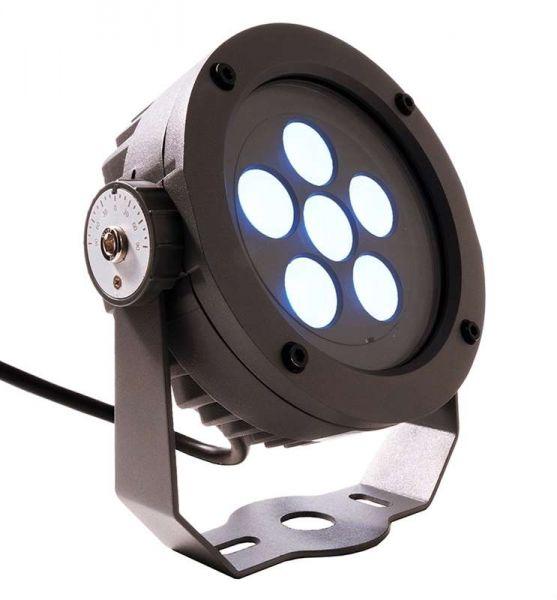 KapegoLED LED Power Spot 24V 11W CW 20 Grad IP65