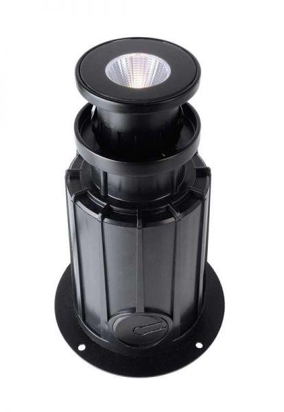 KapegoLED LED Bodeneinbauleuchte Rund RGB 5 Watt
