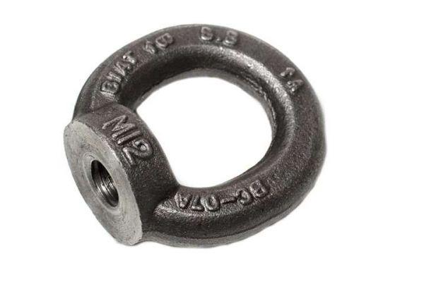 Hochfeste Ringmutter M12