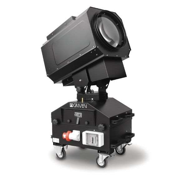 showtec sky tracer outdoor mkii 4000 outdoor beleuchtung. Black Bedroom Furniture Sets. Home Design Ideas