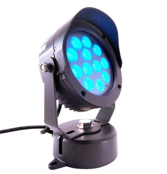 KapegoLED LED Power Spot 24 Volt 18 Watt RGB