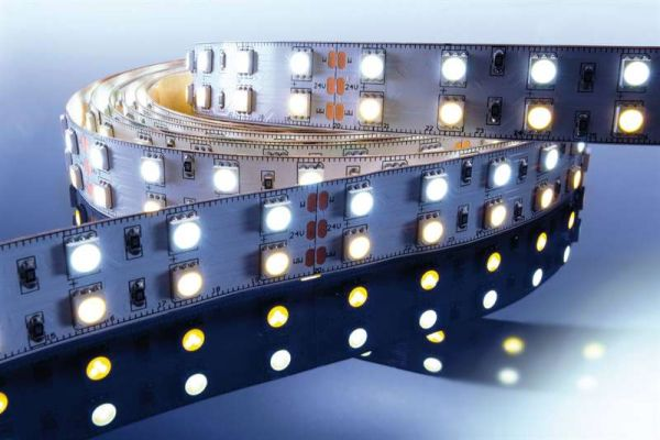 KAPEGO LED Stripe WW 3m 24V IP20 360 LED´s