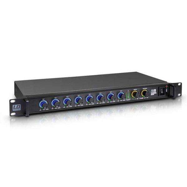 LD Systems AM 8 - Automatischer 8-Kanal-Matrixmixe