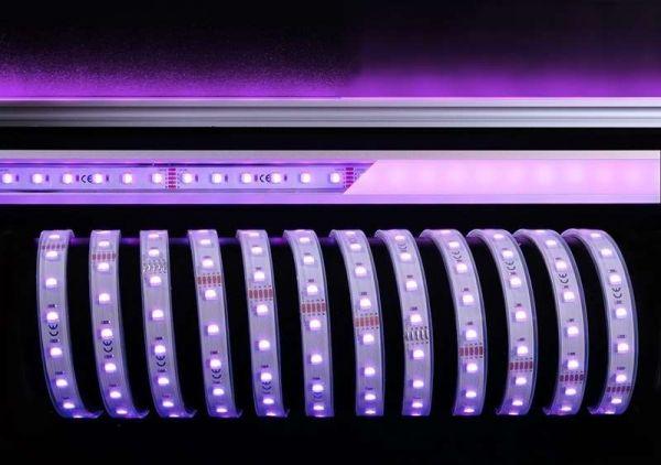 KapegoLED LED Stripe RGB 5m 24V IP67 300 LEDs