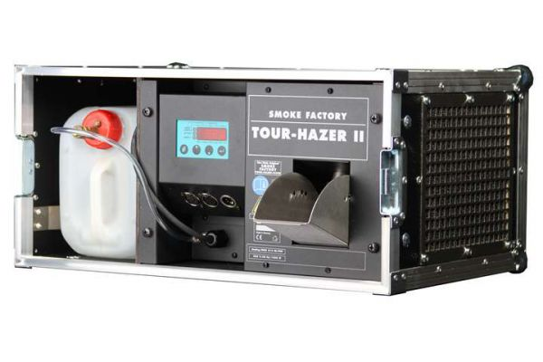 SMOKE FACTORY Nebelmaschine Tourhazer II A Ampto