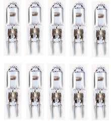 10x 230Volt/300 Watt Halogen Leuchtmittel