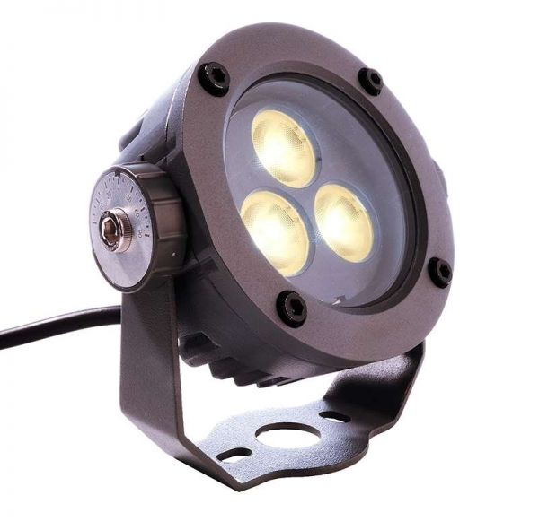 KapegoLED LED Power Spot 24V 5W WW 20 Grad IP65