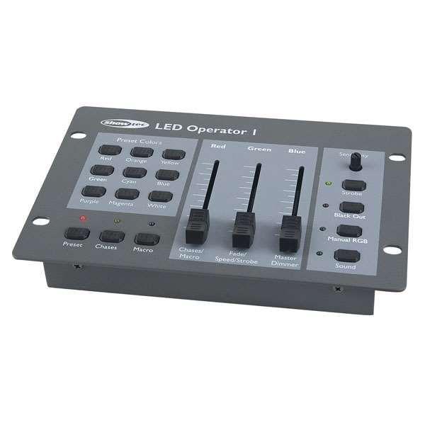 Showtec LED Operator1 DMX-Contr. Versandrückläufer