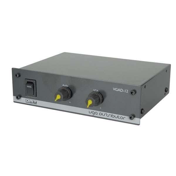 DMT VGAD-12 1:2 VGA/Audio Verteilverstärker