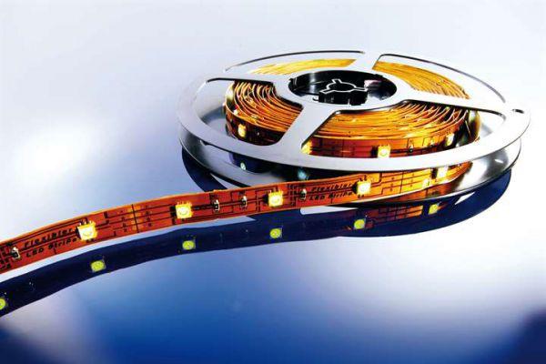KAPEGO LED Stripe WW 10m 24V IP20 300 LEDs