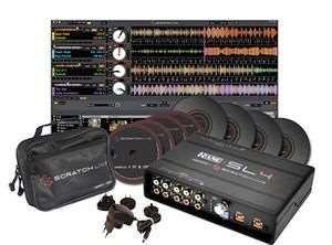 Rane Serato SL4 DJ-Interface mit 2 x USB
