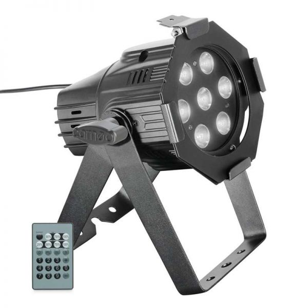 Cameo Studio Mini PAR COB 30W WH - 30W COB LED RGB