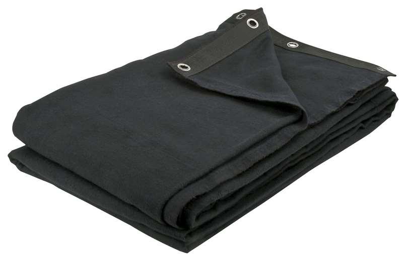 showtec dekomolton backdrop black 300 x 600cm molton. Black Bedroom Furniture Sets. Home Design Ideas
