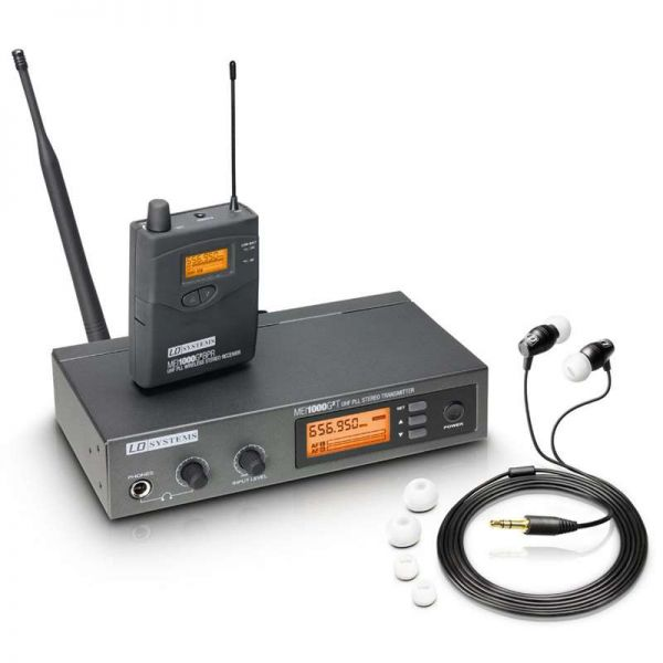 LD Systems MEI 1000 G2 B 6 - In-Ear Monitoring Sys