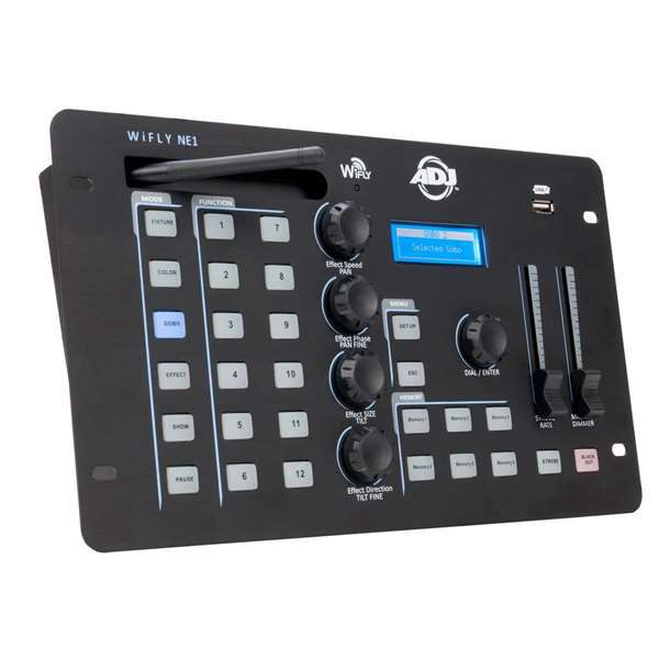ADJ WiFly NE1 DMX-Controller mit 432 Kanälen