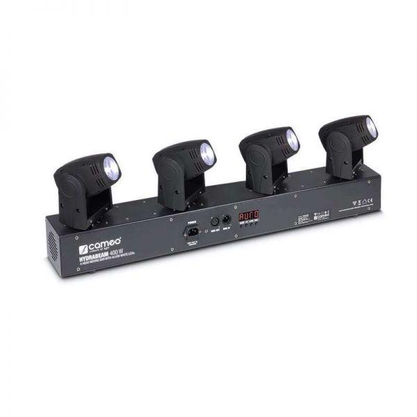 Cameo HYDRABEAM 400 W - Lichtanlage mit 4 Moving