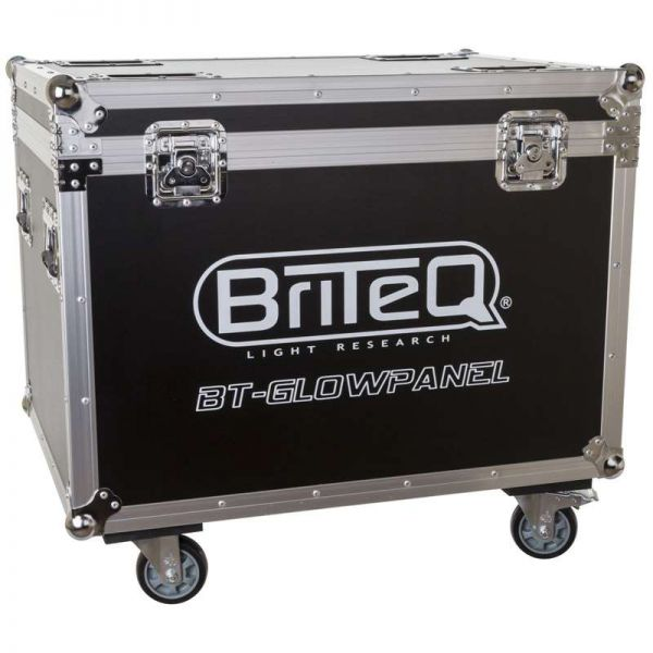 JV-Case Flightcase für 6x BT-Glowpanel