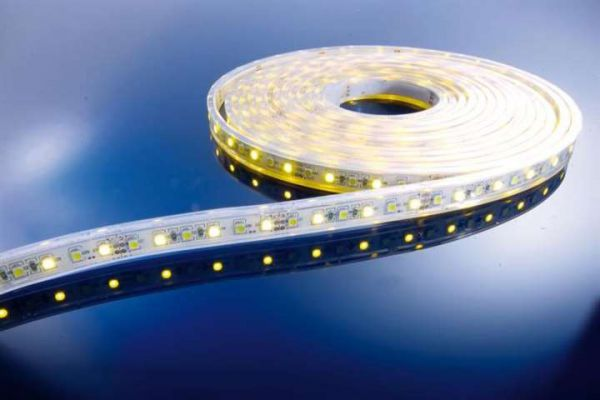 Kapego LED Stripe WW+CW 5m 12V IP67 300 LEDs