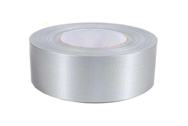 KIP Gaffa Tape Pro silber 50,0 Meter lang
