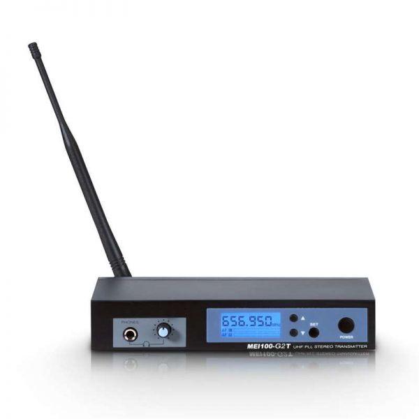 LD Systems MEI 100 G2 T B 6 -Sender für LDMEI100G2