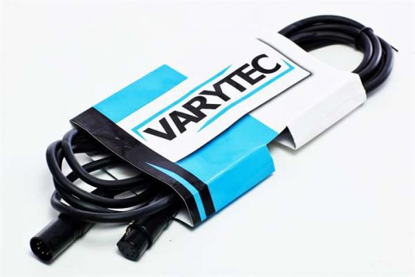 VARYTEC Kabel DMX 110 Ohm 5pol male/female 10m