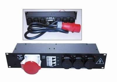 GLP Stromverteilung PDP-2/32