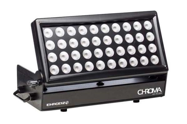 EHRGEIZ LED Chroma 40-RGBW