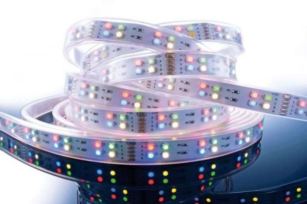 Kapego LED Stripe RGB+WW 5m 12V IP65 720 LEDs
