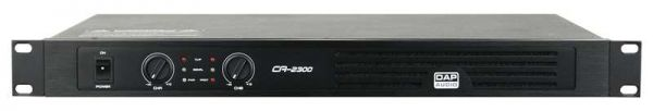 DAP-Audio CA-2300 2 Channel Compact Amp