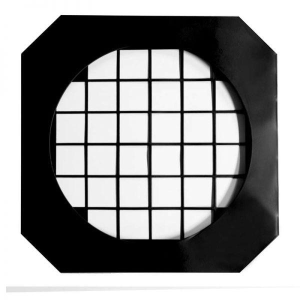 Farbfilterrahmen für kurze Par 56er schwarz